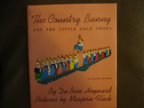 9780590102421: The Country Bunny and the Little Gold Shoes