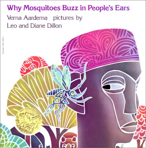 9780590102940: Why Mosquitos Buzz in People's Ears