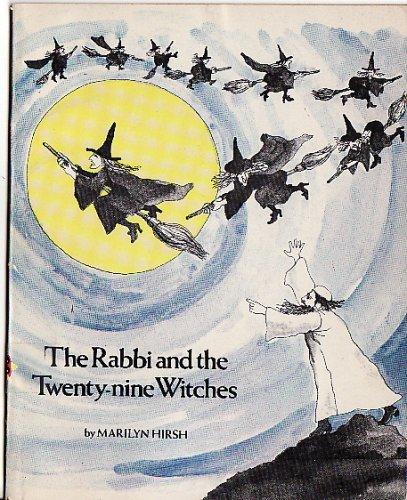 9780590103152: Rabbi and the Twenty Nine Witches