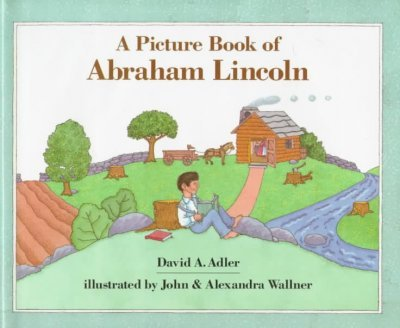9780590103718: A Picture Book of Abraham Lincoln