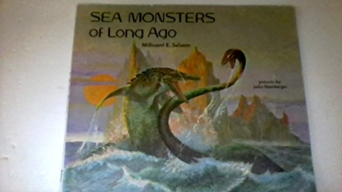 9780590104197: Sea Monsters of Long Ago
