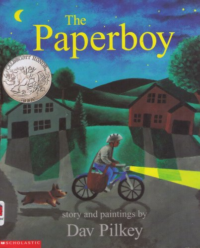 9780590106412: The paperboy