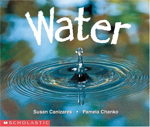 9780590107273: Water (Science Emergent Readers)