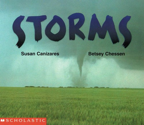 Storms (Emergent Readers) (9780590107297) by Scholastic