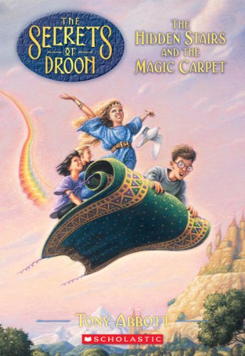 9780590108393: The Hidden Stairs and the Magic Carpet (The Secrets of Droon, Book 1)