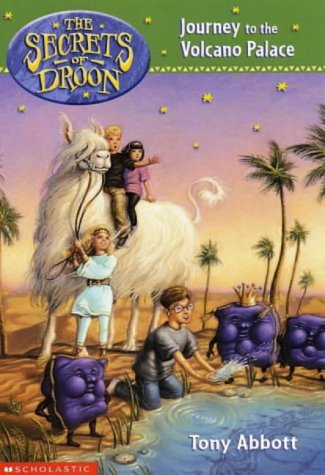 9780590108416: Journey to the Volcano Palace (The Secrets of Droon, Book 2)