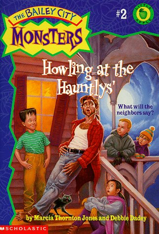 9780590108454: Howling at the Hauntlys'