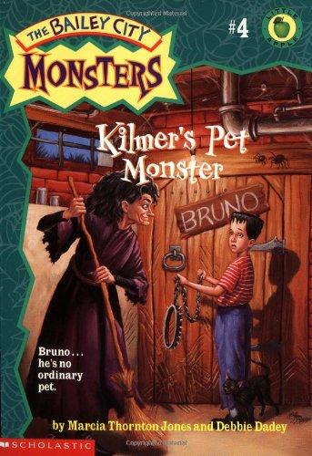 9780590108478: Kilmer's Pet Monster (Bailey City Monsters)
