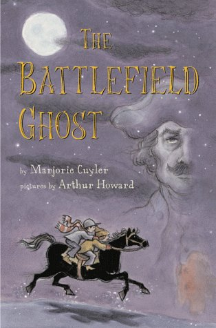 9780590108485: The Battlefield Ghost