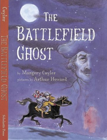 9780590108492: The Battlefield Ghost