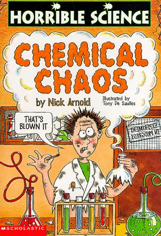 9780590108850: Chemical Chaos (Horrible Science)