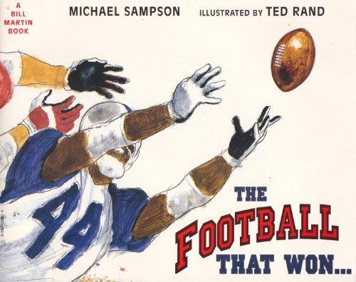 9780590109017: The Football That Won ... (A Bill Martin Book)