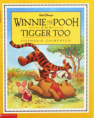 9780590109772: Walt Disney's Winnie the Pooh and Tigger too