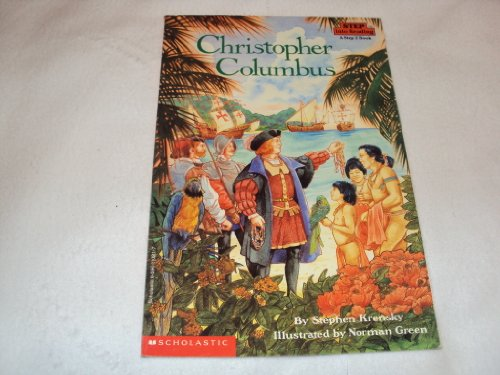 9780590110211: Christopher Columbus (Step Into Reading, Step 2)