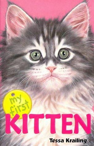9780590111270: My First Kitten