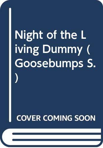 9780590111768: Night of the Living Dummy (Goosebumps S.)