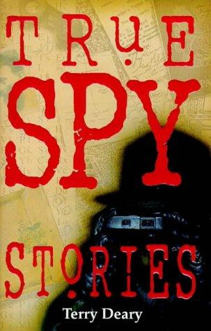 9780590112390: True Spy Stories (True Stories)