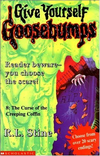 9780590112475: The Curse of the Creeping Coffin (Give Yourself Goosebumps)