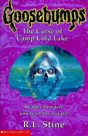 9780590112581: Curse of Camp Cold Lake, The
