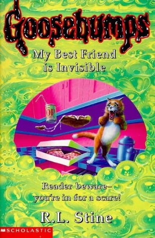 9780590112871: My Best Friend is Invisible (Goosebumps)