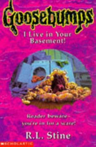 9780590113014: I Live in Your Basement! (Goosebumps)