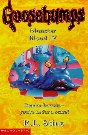9780590113021: Monster Blood IV (Goosebumps)