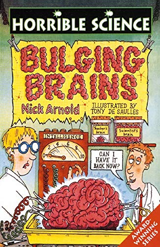 9780590113199: Bulging Brains (Horrible Science)