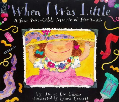 9780590113236: When I Was Little: A Four-Year-Old's Memoir of Her Youth