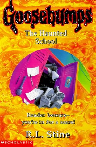 9780590113458: The Haunted School (Goosebumps)