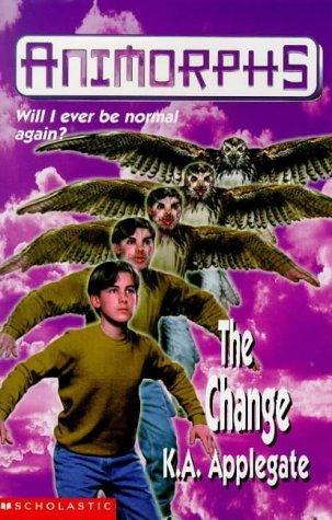 9780590113793: THE CHANGE (ANIMORPHS S.)