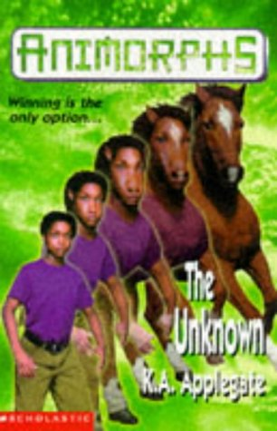 9780590114004: The Unknown (Animorphs)