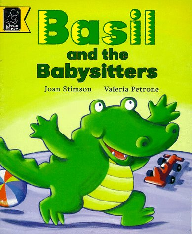 9780590114134: Basil and the Babysitters (Read with)