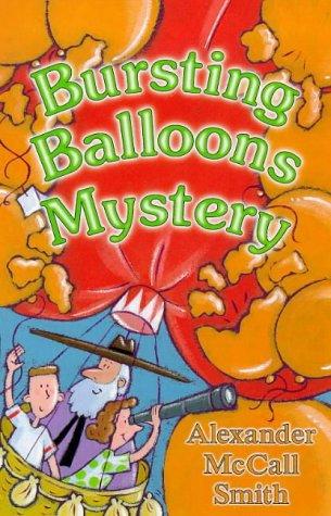 9780590114288: Bursting Balloons Mystery