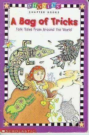 9780590116633: A Bag of Tricks: Folk Tales From Around the World (Phonics Chapter Books)