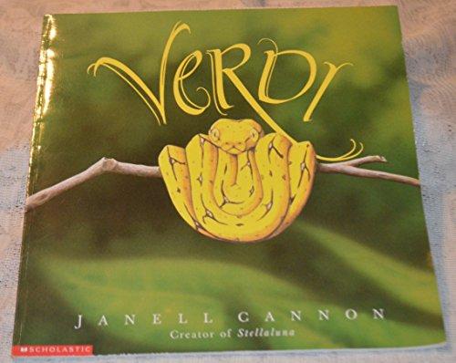 9780590117494: Verdi