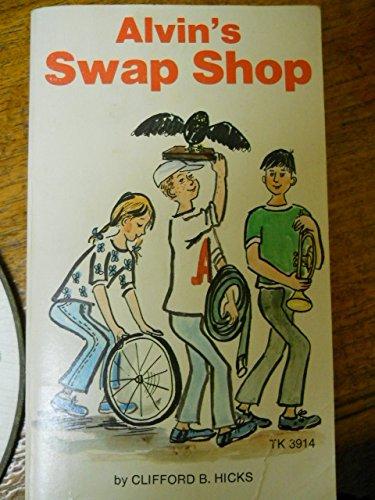 9780590118248: Alvin's Swap Shop