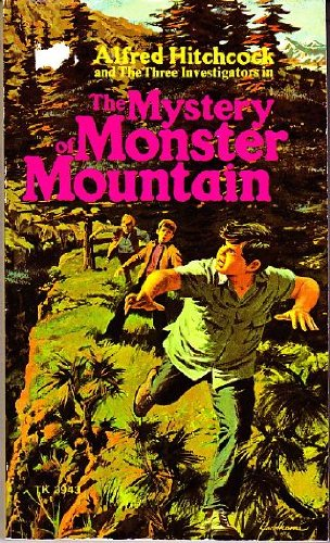 THE MYSTERY OF MONSTER MOUNTAIN. ( #20: Carey, M.V. -