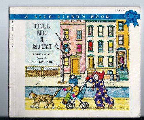 9780590119078: Tell Me a Mitzi