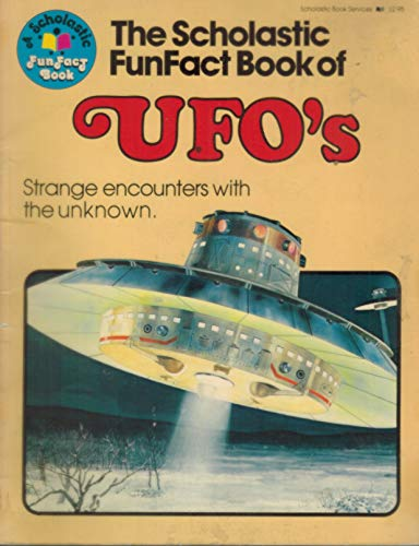 9780590119399: The Scholastic Funfact book of Ufo's