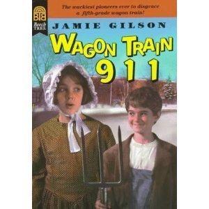 9780590120531: Wagon Train 911