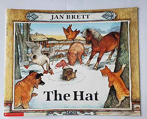 9780590120579: The Hat