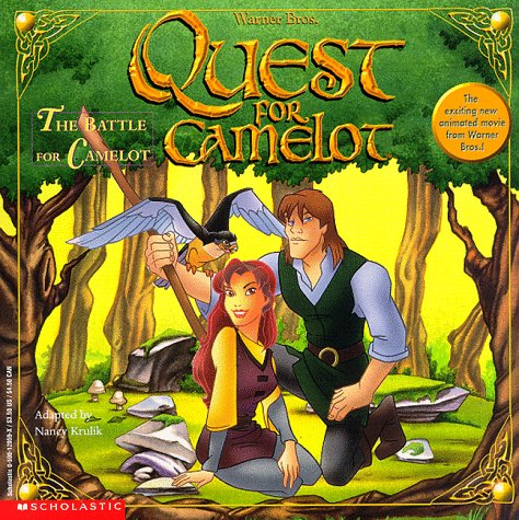 The Battle for Camelot (Quest for Camelot)