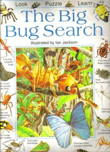 The Big Bug Search: Usborne Publishing Ltd.