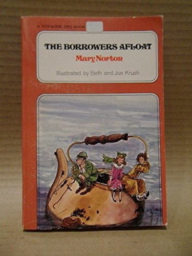 9780590121255: The Borrowers Afloat