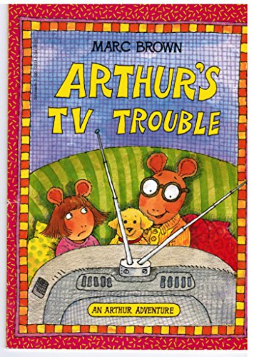9780590122313: Arthur's TV Trouble