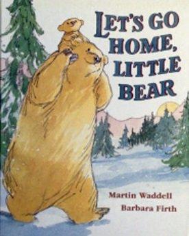 9780590122344: Let's Go Home, Little Bear