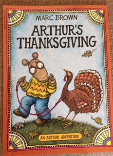 9780590122368: Arthurs Thanksgiving [Taschenbuch] by Brown, Marc