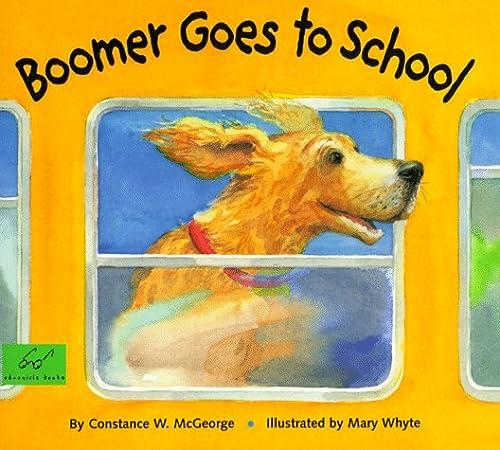 9780590122412: Boomer Goes to School