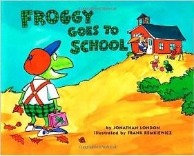 9780590122528: Froggy Goes to School