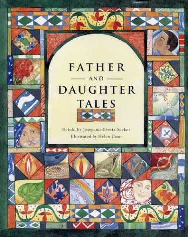 Father and daughter tales: Josephine(Retold Evetts-Secker
